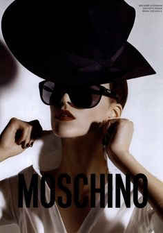 Moschino Ad Campaign Spring/Summer 2008 Shot #3
