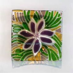 art glass bowl lawn fusing € 21 sku 214 description a glass handmade ...