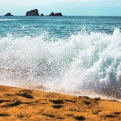 shore break @ Playa de Liencres. #liencres #Cantabria #Spain #Beach #waves #surf #ocean #dunes #shorebreak #playa #love #summer
