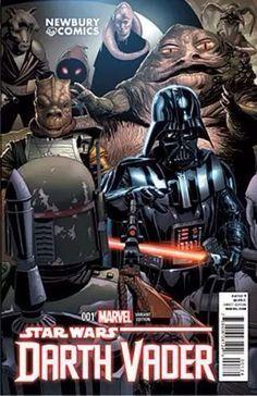 Star Wars Darth Vader Variant Issue 1