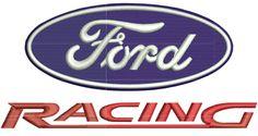 FORD RACING LOGO