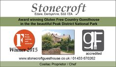 Award winning Guesthouse in the heart of the Peak District National Park