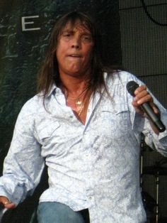 Tesla - Jeff Keith