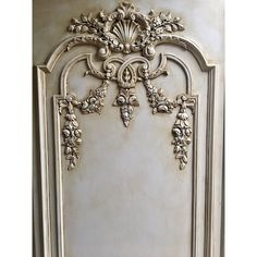 French Wall Panels and Cabinetry Ornament. 50 Designs Available
