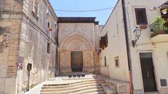 Ragusa Ibla.  Porta di San Giorgio.