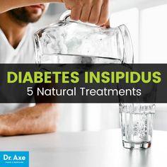 Diabetes Insipidus: Causes & Symptoms  5 Natural Treatments