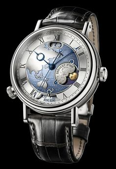 Breguet Hora Mundi Watch - More style news, suit reviews, tips & tricks and coupons at www.indochino-review.com #IndochinoReview