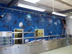 Kev Munday Mural, Plymouth