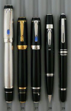 Montblanc Boheme Fountain pens