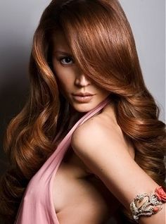 Love the color and the style.  I love volume!!!!