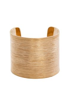 Decker Cuff #kellywearstler #jewelry #gold