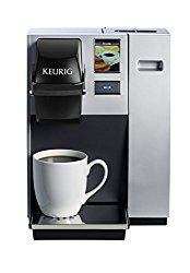 Keurig K150 Single Cup Commercial K Cup Pod Coffee Maker Silver
