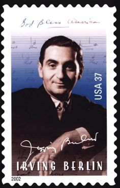 "Irving Berlin - it was said about him that ""Irving Berlin is American Music"".  He was one of the most prolific composers of American music and lived to be over 100."