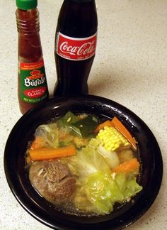 Mexican Beef Stew / Caldo de Res