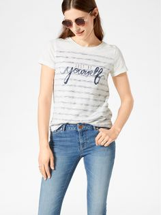 T-shirt, Lindex, Finnish Online Shop, March 2017