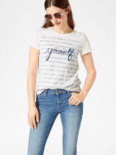 T-shirt, Lindex, Finnish Online Shop, March 2017