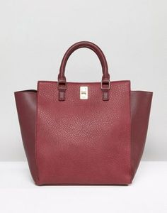 Pieces Winged Tote Bag