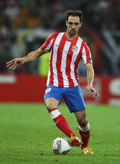 ~ Juan Francisco Torres (aka Juanfran) on Atletico Madrid ~