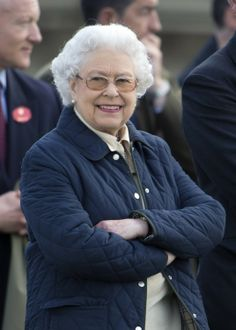 Queen Elizabeth II attends the first day of the Royal Windsor Horse Show 2014