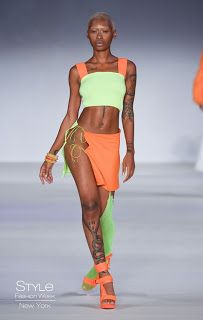 Style Fashion Week New York Day Two summary. Fashion Week 2018, Fashion Events, School Fashion, New York, Day, Tops, Style, Swag, New York City