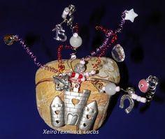 Χειροτεχνημα - Handmade Christmas Ornaments, Holiday Decor, Home Decor, Decoration Home, Room Decor, Christmas Jewelry, Christmas Decorations, Home Interior Design, Christmas Decor