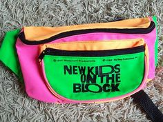 I had this exact fanny pack. And a matching coin purse. That the janitor once dug out of the cafeteria trash cash. #truth