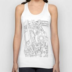 American Apparel Tank Tops are made with 100% fine jersey cotton combed for softness and comfort. (Athletic Grey and Athletic Blue contain 50% polyester / 25% cotton / 25% rayon)