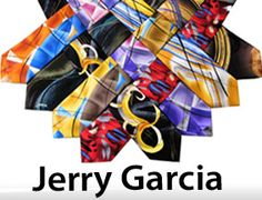 Wide selection of Jerry Garcia ties available at www.buyyourties.com