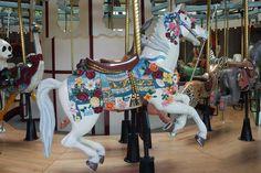 Carousel Horse by ~DancingCorgi