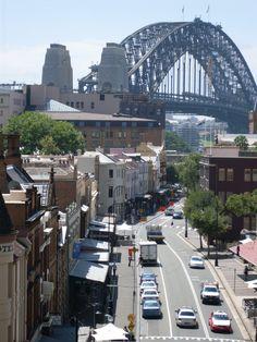 This is NOW...The Rocks and Sydney Harbour Bridge, Sydney, NSW, Australia TRAVEL AUSTRALIA ICONS