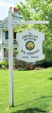 Angling & Art Benefit Sale is open from June 18 to July 7 - please visit our website or stop by the Museum to purchase beautiful sporting art. Proceeds benefit both the artist and the museum - 50% is tax deductible!