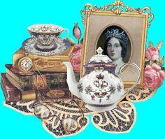 The Victorian Era-Tea Time-Victorian Days - avictorian.com