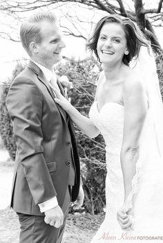 Oh happy wedding day!  www.aileenkleine.nl