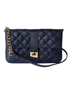 cleo - Quilted Cross Body Bag