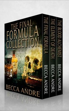 The Final Formula Collection (An Urban Fantasy Boxed Set) by Becca Andre - Books