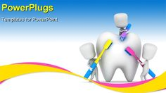 dental powerpoint templates - ppt presentation backgrounds for, Modern powerpoint