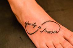 Family Tattoos at the Illustrator Tattoo.