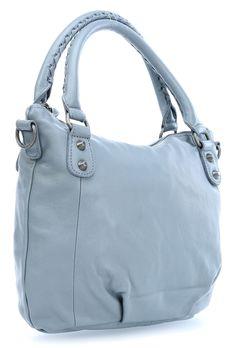 Liebeskind Vintage Gina6M Handtasche blaugrau