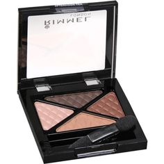 I'm learning all about Rimmel Glam' Eyes Quad Eye Shadow, Afternoon Tea, .15 oz at @Influenster! @rimmellondonUS