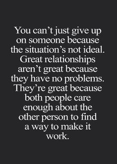 Inspiring Relationship Quotes Having a relationship is easy but how to keep it is not ease. Touching inspiring relationships quote help to make relation strong. Quotes Thoughts, Life Quotes Love, Love Quotes For Him, Happy Quotes, True Quotes, Great Quotes, Quotes To Live By, Fast Quotes, Quotes Quotes
