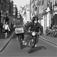 Ladies first? - Amsterdam