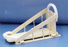 Sled project for Iditarod Unit Study- Join our discussion at 4 Real