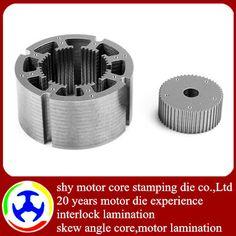 Motor stator and rotor lamination stamping die Motor lamination interlock core stamping die Stacking motor core stamping die