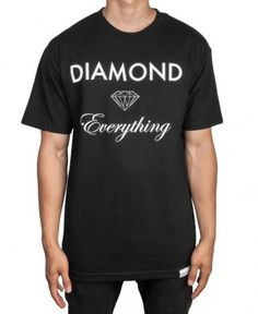 Diamond Supply Co. - Diamond Everything T-Shirt - $32