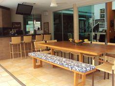 Fotos de quinchos cerrados Home Interior Design, Interior Architecture, Sweet Home, Lounge, Home Projects, Foyer, Living Spaces, Kitchen Design, Decoration