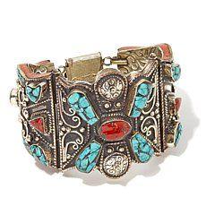 Iris & BAJALIA Western-Style Station Bracelet