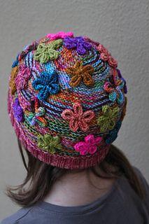 Kveta Hat by Monika Sirna