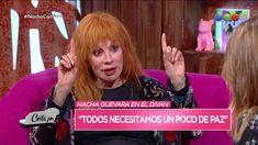 ¿Cómo hace Nacha Guevara para estar tan espléndida? - Cortá por Lozano Youtube, Healthy Dieting, Hair Beauty, Health Tips, Interview, Therapy, Psicologia, How To Make, Youtubers