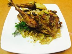 Try this braised pheasant recipe for your family dinner tonight. Easy Pheasant Recipes, How To Cook Pheasant, Herbs For Pork, Dinners, Meals, Big And Small, Apple Juice, Wild Birds, Dinner Tonight