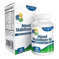 Mood Stabilizer-XL: Natural Mood Support Supplement - Elevate Recovery Supplements, LLC  - 1